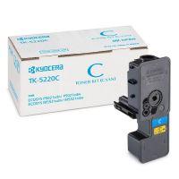 Toner Kyocera TK-5220C, EcoSYS M5521, P5021, cyan, originál