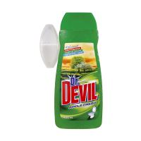 Dr. Devil Apple Fresh WC gel 400 ml + koš