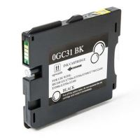 Gelová náplň Ricoh 405701, GXE5550N, GXE77, black, GC-31HK, originál