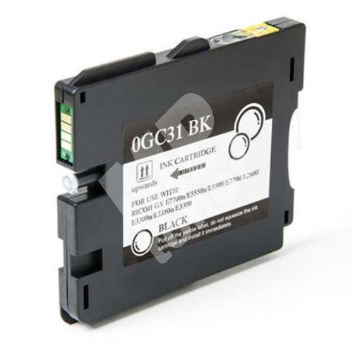 Gelová náplň Ricoh 405701, typ GC-31HK, originál 1