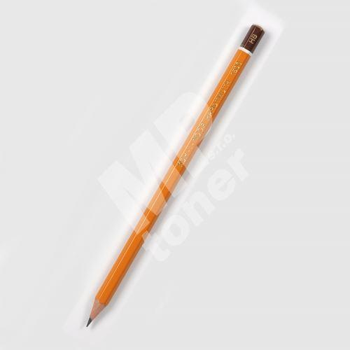 Grafitová tužka 1500, HB, šestihranná, Koh-i-noor 1