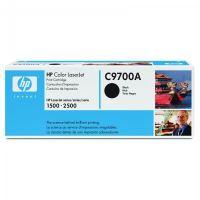 Toner HP C9700A černá HP Color LaserJet 2500 originál