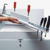 Elektrická stohová řezačka papíru Ideal 6655 7