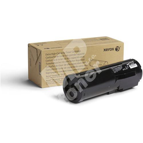 Toner Xerox 106R03585, black, originál 1