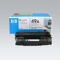 Toner HP Q5949A, black, 49A, originál 1