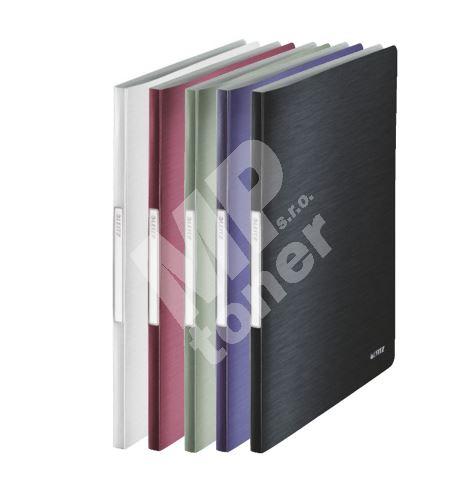 Katalogová kniha Leitz STYLE, 40 kapes 7