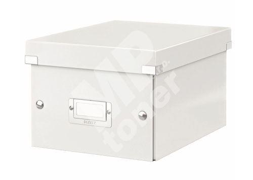Archivační krabice Leitz Click-N-Store S (A5), bílá 1
