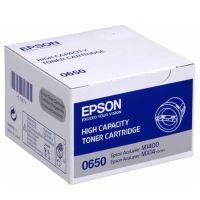 Kompatibilní toner Epson C13S050650, Aculaser M1400, MX14, black, MP print