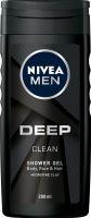 Nivea Men Deep sprchový gel 250 ml