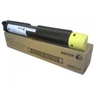 Toner Xerox 006R01462, WorkCentre 7120, yellow, originál