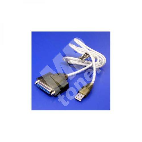 Kabel USB (1.1), A plug/FD25, 1,5m, IEEE 1284