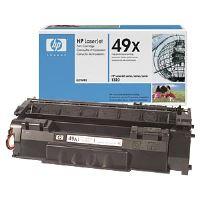 Toner HP Q5949XD, LaserJet 1320, 3390, 3392, black, 49X, originál