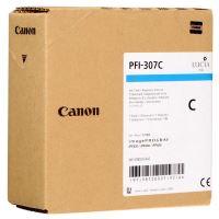 Inkoustová cartridge Canon PFI-307C, iPF-830, 840, 850, cyan, originál