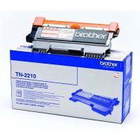 Toner Brother TN-2210, HL-2240D/2250DN, black, originál