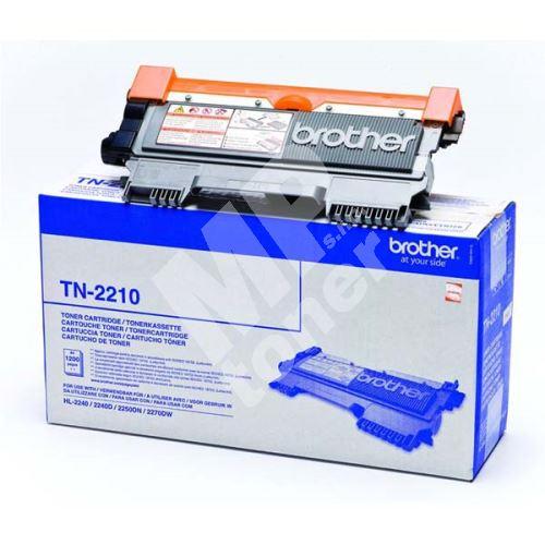 Toner Brother TN-2210, originál 1