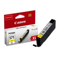 Cartridge Canon CLI-571Y XL, 0334C001, yellow, originál 2