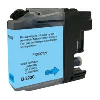 Cartridge Brother LC-223C, cyan, UPrint 2