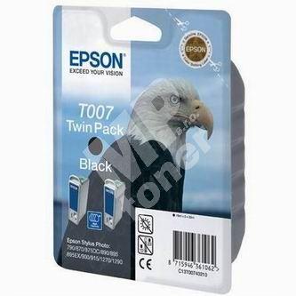 Cartridge Epson C13T007402, originál 1