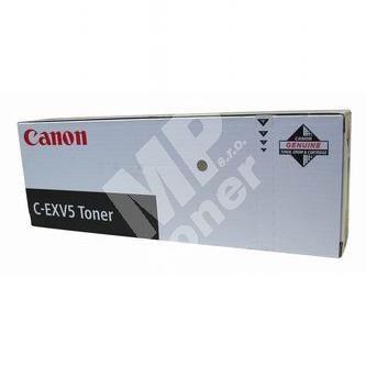 Toner Canon CEXV5, iR 1600, 1610, 2000, 2010, černý, 2ks, originál