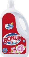 Bonux Rose 3v1 tekutý prací gel 60 dávek 3,9 l