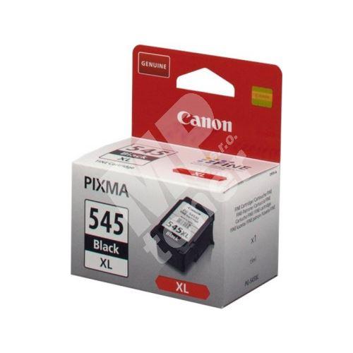Cartridge Canon PG-545XL, black, 8286B001, originál 1