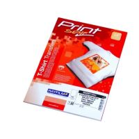 Zažehlovací papíry Rayfilm R0205.1123J, bílá trička 1bal/5ks, pro inkoustové tiskárny