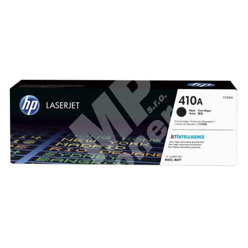 Toner HP CF410A, black, 410A, originál 1