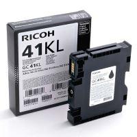 Gelová náplň Ricoh GC41KL, 405765, Aficio SG2100N, black, originál