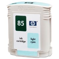 Cartridge HP C9428A, light cyan, No. 85, originál 3