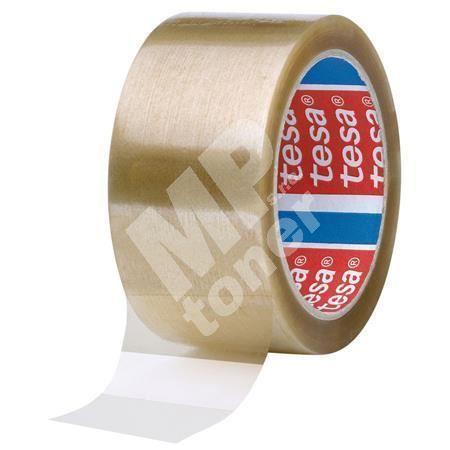 Balící samolepící páska 4280, průsvitná, 25 mm x 66 m, Tesa (6ks) 1