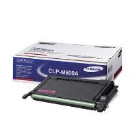Toner Samsung CLP 600, N, 650, N, červený, CLP-M600A, originál