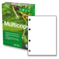 Xerografický papír A4 80g MultiCopy, 4x perforace