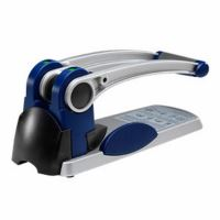 Děrovač HD2300X stříbrná/modrá