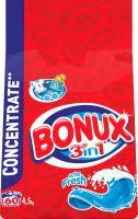 Bonux Active Fresh 3v1 prací prášek 60 dávek 4,5 kg
