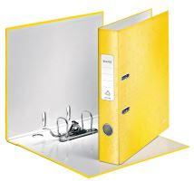 Pákový pořadač 180 Wow, žlutá, 52 mm, A4, PP/karton, LEITZ 2