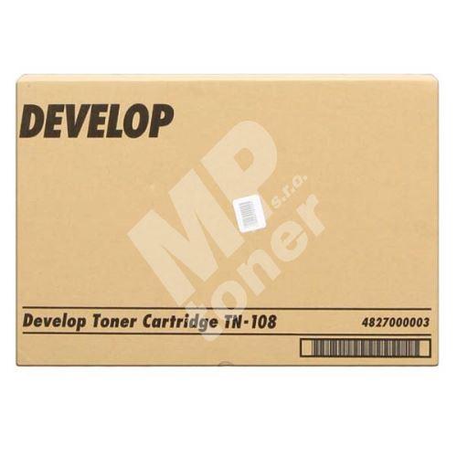 Toner Develop D15F, TN-108, originál 1