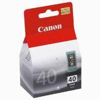 Inkoustová cartridge Canon PG-40, black, 16ml, originál