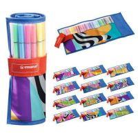 Fix Pen 68, mix barev, sada, 25 ks, STABILO 2