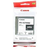Inkoustová cartridge Canon PFI-107MBK, iPF-680, 685, 780, 785, matte black, originál