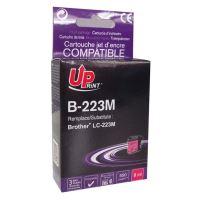 Cartridge Brother LC-223M, magenta, UPrint 1