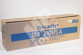 Válec Sharp MX31GUSA, black, originál 1
