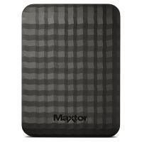 "4TB Maxtor M3 Portable, Externí HDD 2,5"" USB 3.0, černý"