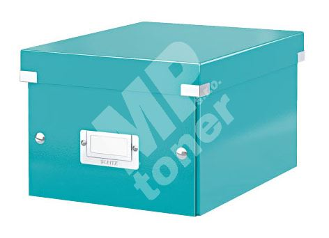 Archivační krabice Leitz Click-N-Store S (A5) wow, ledově modrá 1