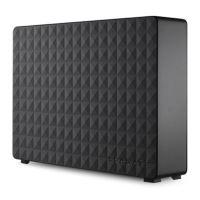 """4TB Seagate Expansion Desktop, Externí HDD 3,5"""" USB 3.0, černý"""