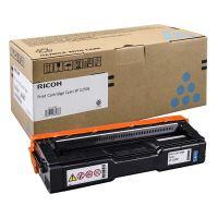 Toner Ricoh 407544, Aficio SP C250sf, 250dn, 250, cyan, originál