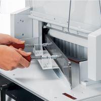 Elektrická stohová řezačka papíru Ideal 4850 6