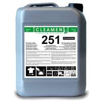 Cleamen 251 ruční mytí nádobí koncentrát bez parfémů a barviv 5l