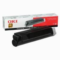 Toner OKIPAGE typ 5 40433203 10i 12i 10ex 14e černý originál