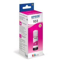 Inkoustová cartridge Epson C13T00S34A, EcoTank L3151, L3150, magenta, 103, originál