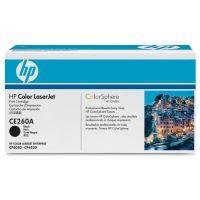 Toner HP CE260A, Color LaserJet CP4025, CP4525 black originál